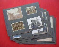 1915 - Lida - 27 Photos - Belarus --- German Soldiers, Military, Windmill, Water Tower, Biélorussie Weissrussland -- 129 - Belarus