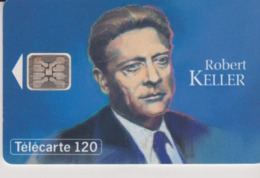 TELECARTE - ROBERT KELLER - 120 Unités - 11/93 - Frankrijk