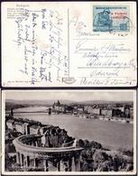 HUNGARY - MAGYR SOVJET REPUBLIC - MAGYAR TANACSKOZTARSASAG - WORKER  BOOK - 1954 - Jobs
