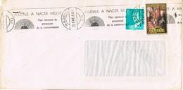30549. Carta MADRID 1983. Rodillo Prevencion Subnormalidad, Ayudales A Nacer - 1931-Hoy: 2ª República - ... Juan Carlos I