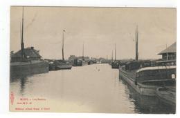 MONS. - Les Bassins Albert Sugg à Gand Série 32 N.44 - Mons