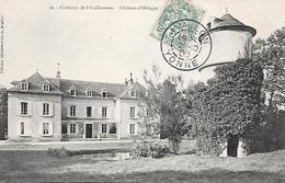ORBIGNY - ( 89 ) - Le Chateaux - Autres Communes
