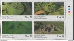 IRELAND, 2017, MNH, ROYAL SITES OF IRELAND, CASTLES, LANDSCAPES, 4v - Geography