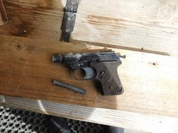 Pistolet Alarme - Decotatieve Wapens