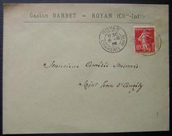 Royan 1906 (Charente Inférieure) Gaston Barbet - 1877-1920: Période Semi Moderne