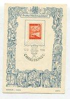 "Oesterreich / 1955 / Int. Sonderbeleg ""Christkindl"" (30011) - 1945-.... 2. Republik"