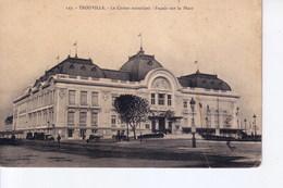 Trouville Avec Cachet Dépôt De Physiothérapie Palace Hotel 1916 - Trouville