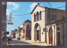 ORTA NOVA, Santuario Maria SS Altomare - Viaggiata - Italia