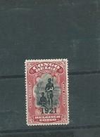 Récupération  Surcharge Nouvelles Valeurs Ou 1921 Surcharge Typo De Malines COB N° 93 Côte 38.00€ MNH - 1894-1923 Mols: Postfris