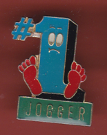 54773-Pin's.jogger. - Athletics