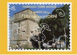 Viareggio (LU)  2012 - Fiera Del Ciottorino - Rione Vecchia Viareggio - - Manifestazioni