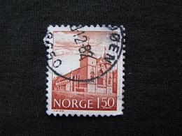 Norwegen  831  O - Norwegen