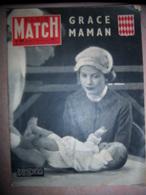 Paris Match N°408 Du 02/02/1957 Caroline De Monaco Antinéa Sahara Seoud - Informations Générales