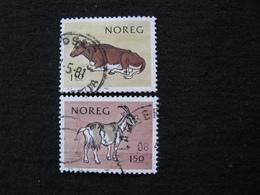Norwegen  834 - 835  O - Norwegen