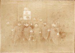 Photo Originale ( Lieu Inconnu ) - Guerre, Militaire