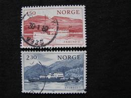 Norwegen  843 - 844  O - Norwegen
