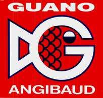 Autocollant Grand Modèle -     GUANO   ANGIBAUD - Stickers