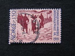 Norwegen  845  O - Norwegen