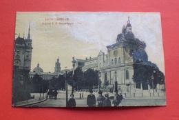 Lviv (Lwow) - Ca. 1910 - Ukraine --- Widok Z Kopca , Lwiw , Ukraina --- 371 - Ukraine