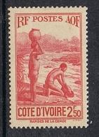 CÔTE-D'IVOIRE N°161 N* - Nuovi