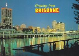 Brisbane By Night - Brisbane