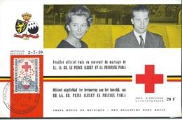 België   O.B.C   Privé   125  Rode Kruis - Belgique