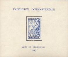 Réunion - N° BF 1 * - Exposition Internationale De Paris - Art Et Technique - - Réunion (1852-1975)