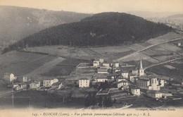 42 - Ecoche - Un Beau Panorama - ( Alt : 450 M ) - L'Eglise - France