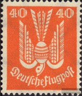 German Empire 211 Unmounted Mint / Never Hinged 1922 Airmail With Colored Vacuum - Nuovi