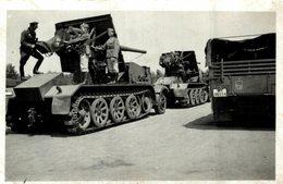 FOTO   WW2 WWII WORLD WAR 2 WELTKRIEG Alleman Deutchland - Guerra, Militari
