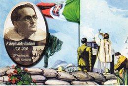 Torino 2006 -70° Anniversario Scomparsa Padre Reginaldo Giuliani - - War 1939-45