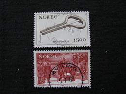 Norwegen  864 - 865   O - Norwegen