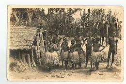 Afrique  A.E.F. Fete De La Circoncision A L'Oubangi Chari - Cartes Postales