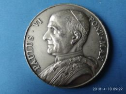 MEDAGLIE PAPALI Paolo VI° Pontefice Massimo Anno Santo 1975 - Italy