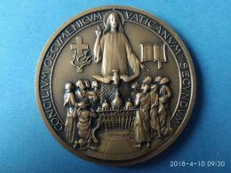 MEDAGLIE PAPALI  Paolo VI° Conciglio Ecumenico Vaticano 2° - Italie