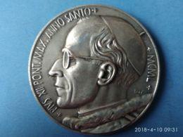 MEDAGLIE PAPALI  Pio XII° 1950 - Italia