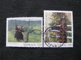 Norwegen  867 - 868   O - Norwegen