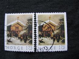 Norwegen  875   O - Norwegen
