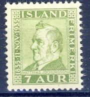 +Iceland 1935. Michel 185. MNH(**) - 1918-1944 Autonomous Administration