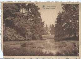 Grez-Doiceau - Les étangs Du Château - Circulé - BE Un Coin  Abimé - Grez-Doiceau