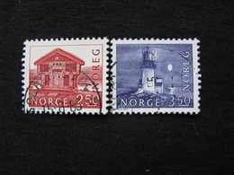 Norwegen  876 - 877   O - Norwegen