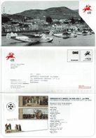 COMMUNICATION SERVICE PHILATÉLIQUE PORTUGAL ÉMISSION DES TIMBRES - AMBASSADE D. MANUEL A PAPA LEON X - HIDRO PLANES - Aviones