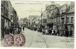 CPA - 76 - MONTIVILLIERS - Rue Assiquet - Enfants - Montivilliers