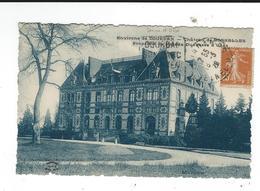 91 Environs De Dourdan Chateau De Bonnelles Duchesse D'Uzes écrite TBE - Autres Communes