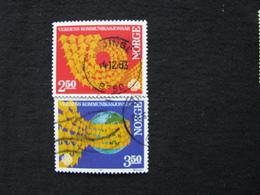 Norwegen  887 - 888    O - Norwegen