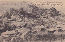 RHODESIA. KARANGAGARD. AVENSKA KYRKANS... CIRCULEE 1920 A VIRMLAND-TBE-RARISIME-UNIQUE- BLEUP - Zimbabwe
