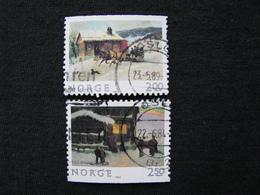 Norwegen  895 - 896    O - Norwegen