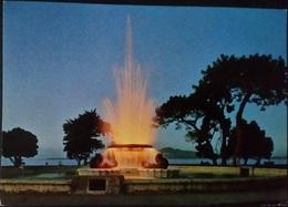 Ak Neuseeland - Auckland - Mission Bay - Brunnen - Neuseeland