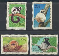 °°° MADAGASCAR - Y&T N°694/97 - 1983 °°° - Madagascar (1960-...)
