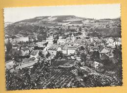 C.P.M. La Canourgue - Cachet Postal BANASSA - Cachet Colonie De Wendel De La Mothe - France